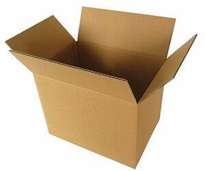 新品10枚セット ボックスバンク ダンボール(段ボール箱)100サイズ 10枚セット 引越し・配送用 FD06-00I1HU