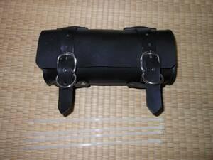 【 ハーレー 】ヌメ革ツールバッグ