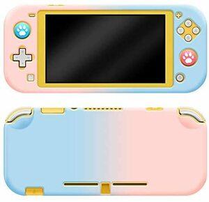 大人気!_【最新Nintendo switch lite専用&親指キャップ付き】Switch Y12623