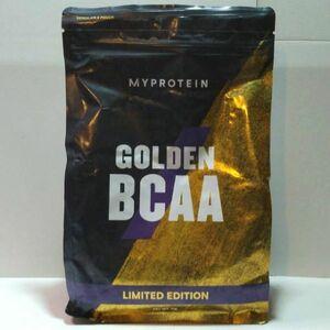 GOLDEN BCAA パウダー グレープフルーツ & ピーチ味 1kg 送料520円 新品 未開封 200食分 マイプロテイン ゴールデン ゴールド