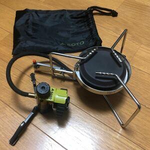 ソト SOTO シングルバーナー ST-301