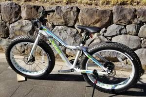 Big foot fat bike bike × 4.0 heavy duty tire car