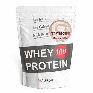 ■ XB1kg ALPRON(アルプロン)HS-X6ホエイプロテイン100 ココアミルク (1kg) タンパク質 ダイエット