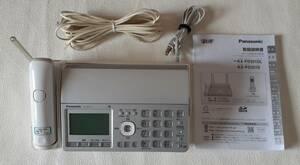 パナソニック Panasonic おたっくす KX-PD551-S