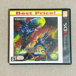 【3DS】 モンスターハンター3G ゲーム モンハン ニンテンドー3DS