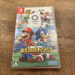 マリオ&ソニック AT 東京2020オリンピック Nintendo Switch