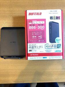 wsr-1166dhpl2 BUFFALO 無線LAN親機