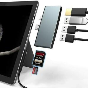 H1#Surface Pro6/5 /4専用 USB 3.0 ハブ