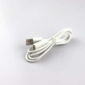 蝮ケーブル308:USB2.0延長ケーブル1.0m VENTIONバルク【白】