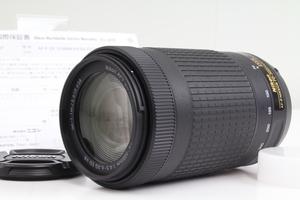 【 送料無料 | 動作保証 | 新品同様 】 Nikon AF-P DX NIKKOR 70-300mm f/4.5-6.3G ED VR