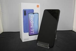 シャオミ Xiaomi 【Softbank】 Redrmi 9T [ネットワーク:○] カーボングレー XMSAB1