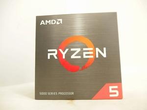 【未使用】 AMD AMD CPU Ryzen 5 5600X BOX