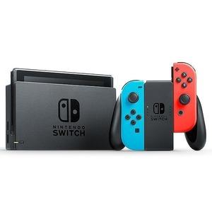 【未使用・未開封】 Nintendo ニンテンドースイッチ Nintendo Switch Joy-Con (L) ネオンブルー/ (R) ネオンレッド HAD-S-KABAA