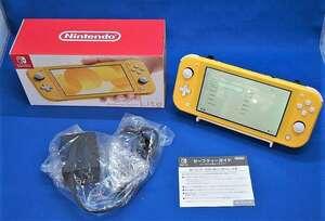 Nintendo SWITCH Lite イエロー HDH-SYAZAA