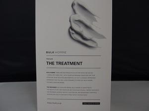 【未使用】 バルクオム BULKHOMME THE TREATMENT バルク オム ザ トリートメント 美容 コスメ ヘアケア 180g