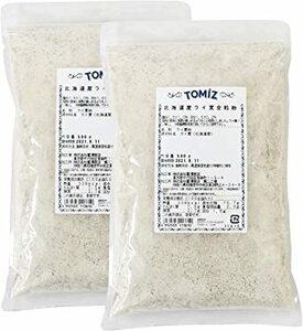 500g×2個セット 北海道産ライ麦全粒粉(江別製粉) / 500g×2個セット TOMIZ/cuoca(富澤商店)