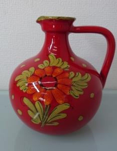 Italy made vase ceramics flower base