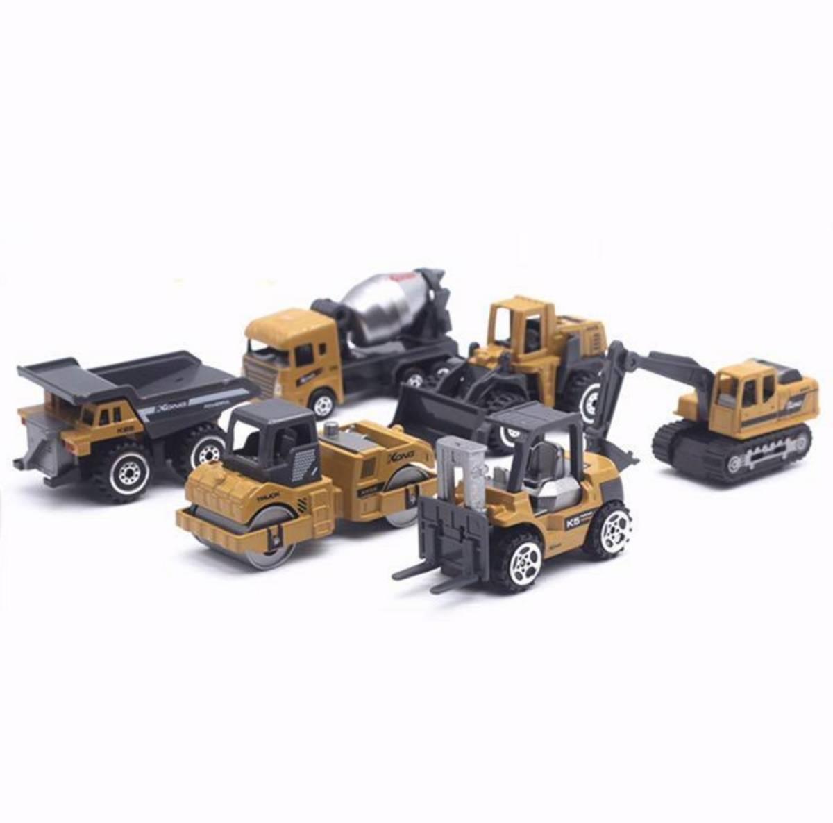 建設車両工事車ミニカー働く車男の子おもちゃ 男の子プレゼント