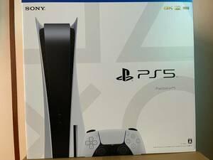 【新品未開封】PS5 PlayStation5 プレイステーション5 ディスクドライブ搭載 (CFI-1100A01)
