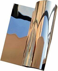 新品50x1m 貼る鏡 割れない鏡 ミラー シール シート ウォール ステッカー 鏡 鏡 全身 壁紙 飛散防止 反射HBET