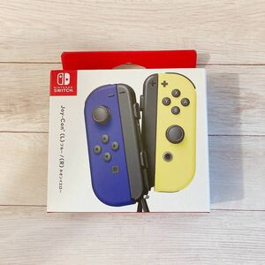 Nintendo Switch ジョイコン Joy-Con(L) ブルー/(R) ネオンイエロー