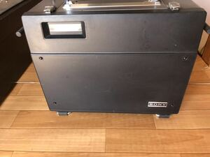 SONY ソニー CRF-330K WORLD ZONE BCLラジオ ラジカセ カバー ジャンク品