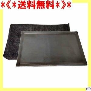 《*送料無料*》 黒皮鉄板 ソロキャンプ ステーキプレート 13.5㎝x22㎝ 納ケ アウトドア キャンプ 鉄板 Mサイズ 895