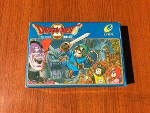 ドラゴンクエスト2 ファミコンソフト