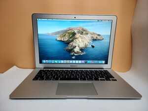 ( 2012 г.  формула )  Apple Apple  б\у MacBook Air A1466/ Core i5-1.8Ghz/Mac OS Catalina/office2019/ память -4GB/128GB/ Дисплей 13.3 дюйм
