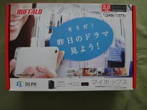 BUFFALO MyBox ネットワークハードディスク DLPA 2.0  LS411D0201X