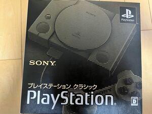 プレイステーションクラシック SCPH-1000RJ プレイステーション PlayStation CLASSIC 中古