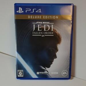 【PS4】 Star Wars ジェダイ:フォールン・オーダー [デラックス エディション]