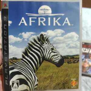 PS3ソフト アフリカ