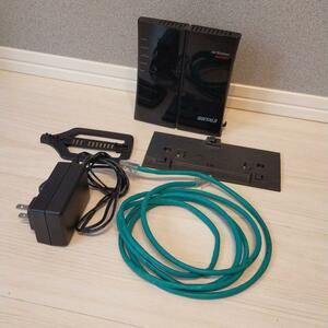 BUFFALO WHR-G301N Wifiルーター 無線LAN親機 中継器