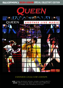 QUEEN / ANOTHER LIVE MAGIC (2CD+2DVD)