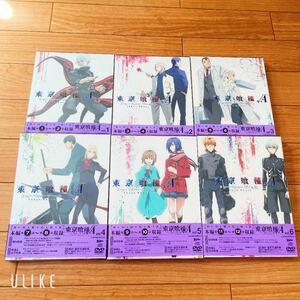 【初回限定盤】東京喰種√A アニメ全6巻DVDセット