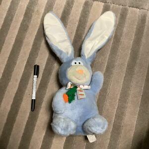 うさぎ ぬいぐるみ bestener ANIMAL 人形 アンティーク ビンテージ 昭和レトロ ウサギ