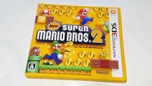 New スーパーマリオブラザーズ 2 3DSソフト