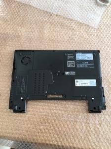 Dynabook RX-3用ボトムケースDVDドライブ有モデル用 RX3 R700 R730 R731 R800 R900にも可