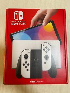 ニンテンドースイッチ Nintendo Switch Switch本体 Nintendo 任天堂スイッチ 有機EL ホワイト
