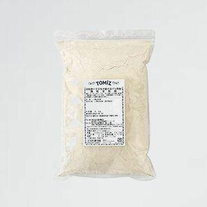 新品 未使用 (全粒粉100%で焼けるパン用粉) 微粒全粒粉 T-K4 TOMIZ(創業102年 富澤商店) / 1kg