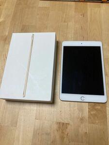 iPad mini 4 Wi-Fi + Cellular 64GB ゴールド