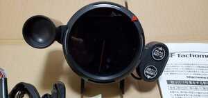 Defi Defi tachometer BF white 80 pie 9000RPM