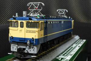 【色入れ加工品】KATO EF65 2101号機 JR貨物復活国鉄色