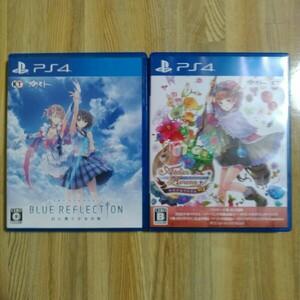 PS4 ブルーリフレクション 幻に舞う少女の剣 ロロナのアトリエ DX コーエーテクモゲームス ガスト