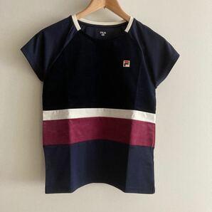フィラ テニスウェア ゲームシャツ