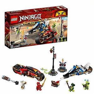 新品レゴ(LEGO) ニンジャゴー カイ&ゼンのバイクレース 70667 ブロック おもちゃ 男の子HVSW