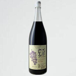 未使用 新品 イヅツグレ-プ 井筒ワイン 1-HM 1800ml 一升瓶 果汁100% ストレ-トジュ-ス コンコ-ド
