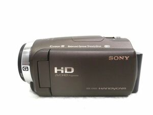 ◆手ブレに強い高画質 SONY HDR-CX680 デジタルHD ビデオカメラ 18年製 ソニー◇空間光学手ブレ補正 防塵 251万画素 広角Gレンズ