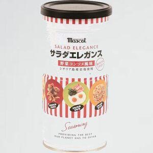 好評 新品 サラダエレガンス マスコット B-GW L缶 390g